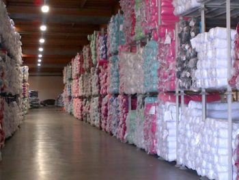 RM-519 Textile Roll Stack Rack