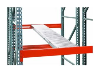 Span Track Pallet Rack Integrated Carton Flow Track Feature Pic